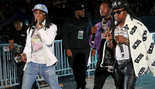 """Migos Channel The Temptations To Perform Their New Song """"Avalanche"""" On 'The Tonight Show' [Video]"""
