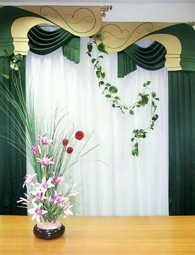 窗簾裝飾理念