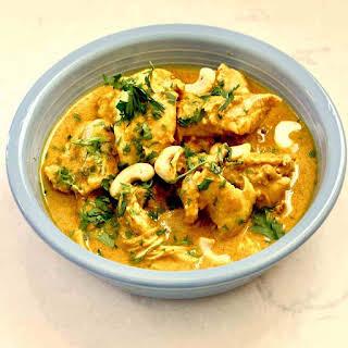 Not Yo Mama's Instant Pot Chicken Korma.