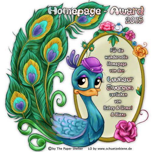 Photo: 823 - Homepage Award 17.01.2015 - Deutschland http://www.schuetzebiene.de/