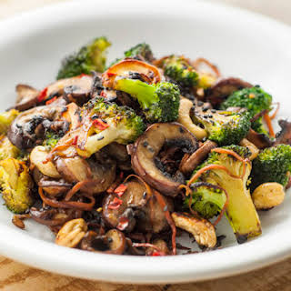 Broccoli and Mushroom Stir-Fry | Vegan Stir Fry Recipes.