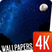 App Night sky, Stars Wallpapers 4K APK for Windows Phone