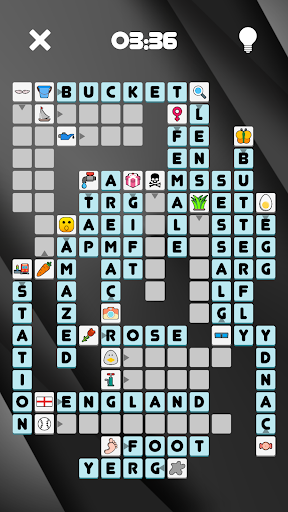 Word Detective - Solve the image crossword puzzle apktram screenshots 3