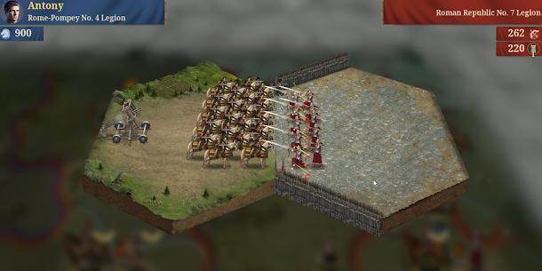 Great Conqueror: Rome Mod Apk 2.0.0 (Unlimited Medals) 5