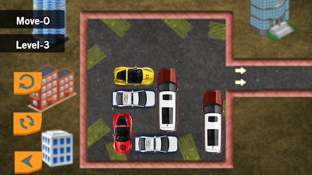 ... Unblock Parking Car by Train Simulator Games poster ...