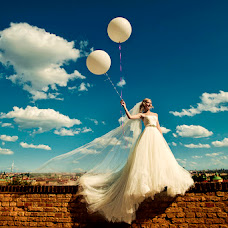 Wedding photographer Simona Smrckova (weddphotobysims). Photo of 24.05.2016