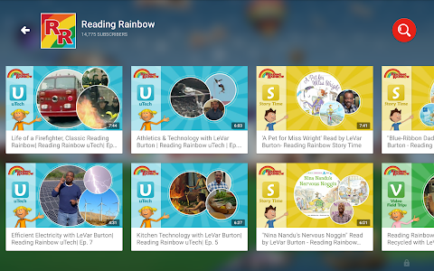 YouTube Kids v1.12.5