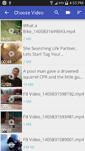 Video to MP3 Converter - MP3 Tagger Screenshot