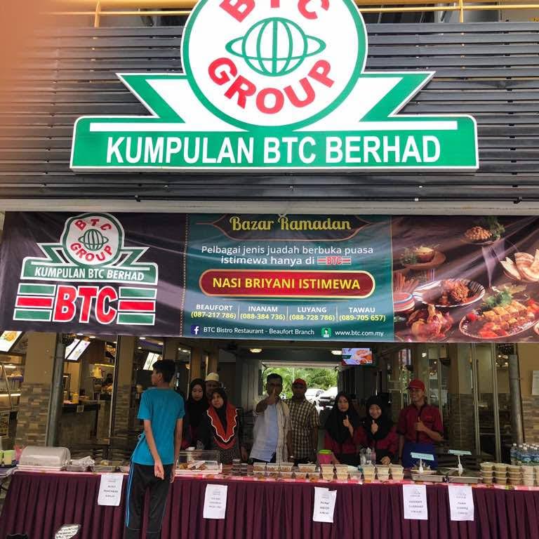 BTC Caterers & Events Planners, Inanam, Kota Kinabalu, Sabah, Malaizija