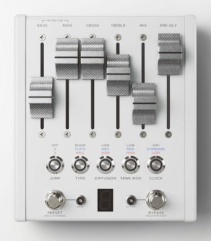 Chase Bliss Audio Automatone CXM 1978 Reverb