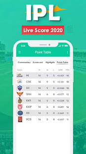 Download IPL Cricket Live Score 2020 / Live Line News For PC Windows and Mac apk screenshot 6