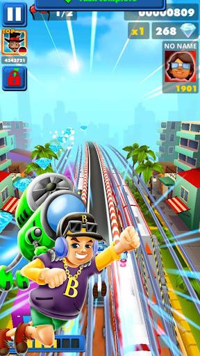 New Subway Endless Run Surf 2019 screenshot 1