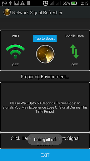 Network Signal Refresher 2015