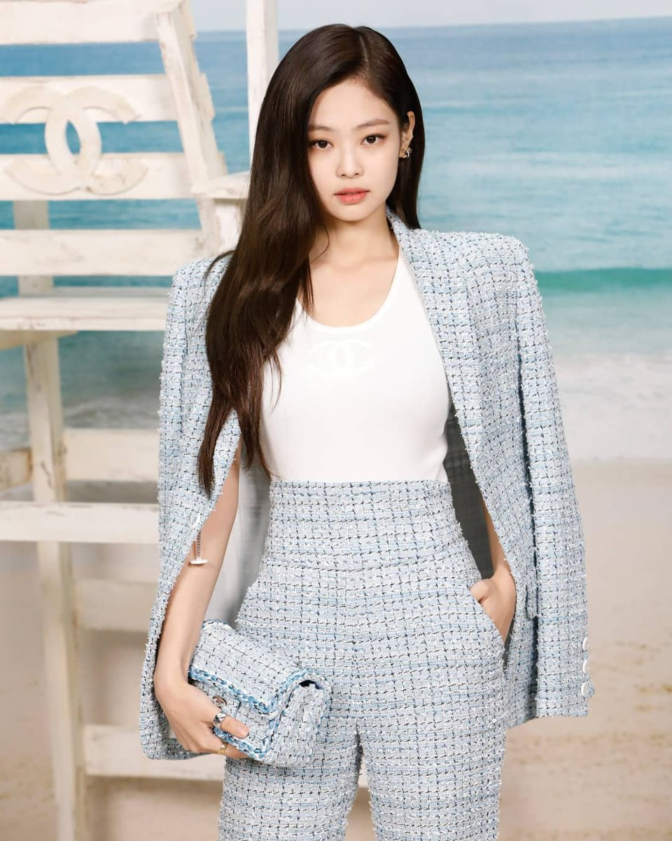 jennie chanel paris 1