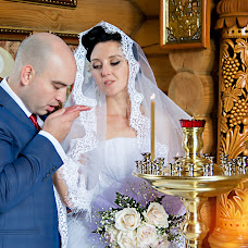 Wedding photographer Anastasiya Zubkova (Nastya6625). Photo of 27.12.2015