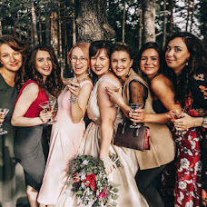 Wedding photographer Viktoriya Kazakova (vkazkv). Photo of 26.10.2017