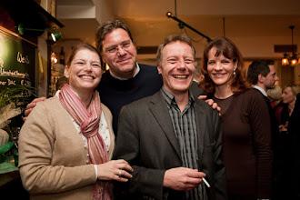 Photo: Beginn 1. Großstammtisch 2011