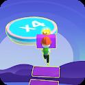Stack Run - Shortcut Run Race Games icon