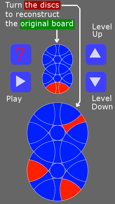 Circle Puzzle- screenshot