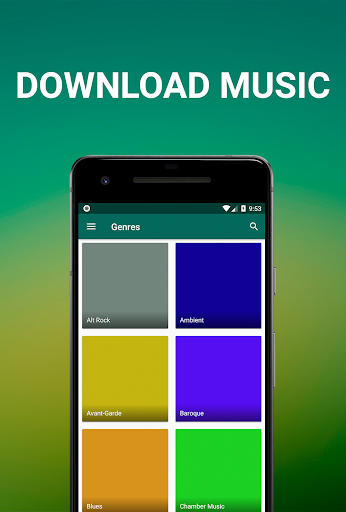 MP3 Music Downloader 1.10 screenshots 2