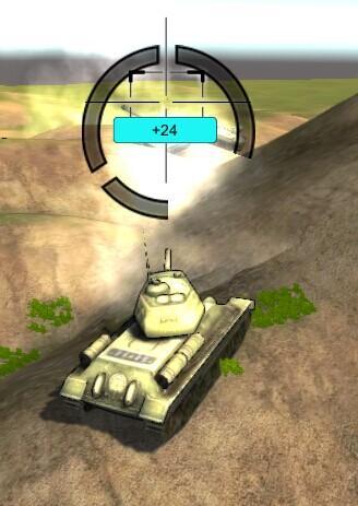 玩動作App|满山遍野打坦克免費|APP試玩
