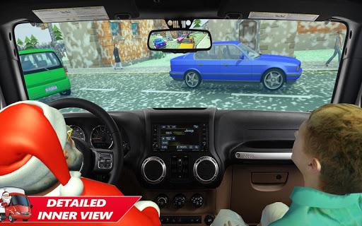 Foto do Santa Claus Cab Driving Game: Christmas Game 2019