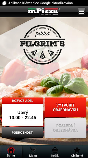 PILGRIM'S Pizza Bratislava