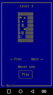WaHoKe (Sokoban in ASCII)- screenshot thumbnail