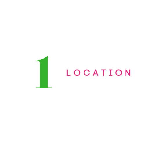 #1 LOCATION