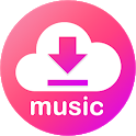 Free Music Downloader - mp3 download, music player icon