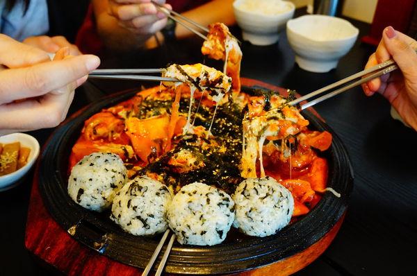 오빠네 (ㄛ ㄅㄚˋ ㄋㄟ)韓式特色餐廳✨✨✨正統韓國主廚x起司辣炒雞排必點