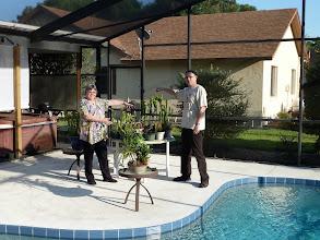 Photo: Sarracenia at Brian's house in Longwood (near Orlando).