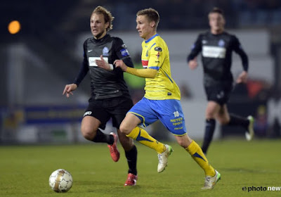 """Gorius heureux des trois points: """"nous mettons la pression sur Lokeren et Charleroi"""""""