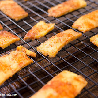 Smokey Tofu Jerky