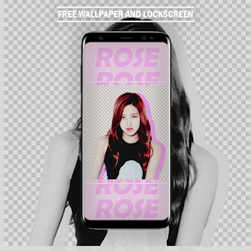 Download Rose Blackpink Wallpaper Kpop Fans Hd Apk Latest Version