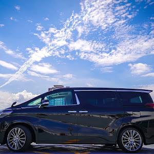 アルファード AGH30W 後期 2.5L 2WD  Gグレードのカスタム事例画像 ぷらたさんの2021年08月06日15:25の投稿