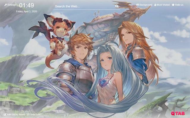 【最も人気のある!】 Granblue Fantasy Wallpaper - OkeOjeKabegami