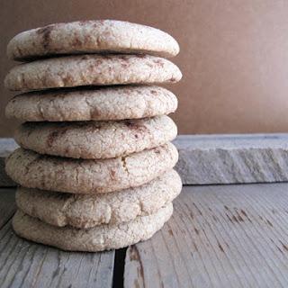 AIP / Paleo Crispy Cinnamon Thin Cookies - Coconut-free.