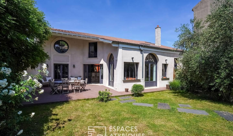 Maison avec terrasse Colombes
