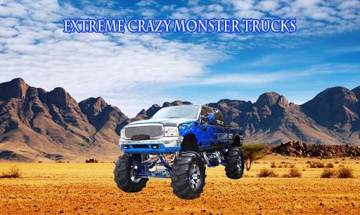Extreme Crazy Monster Trucks