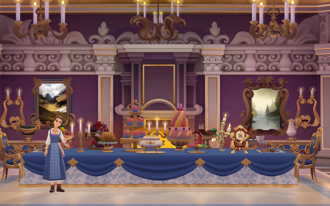 Beauty and the Beast- screenshot