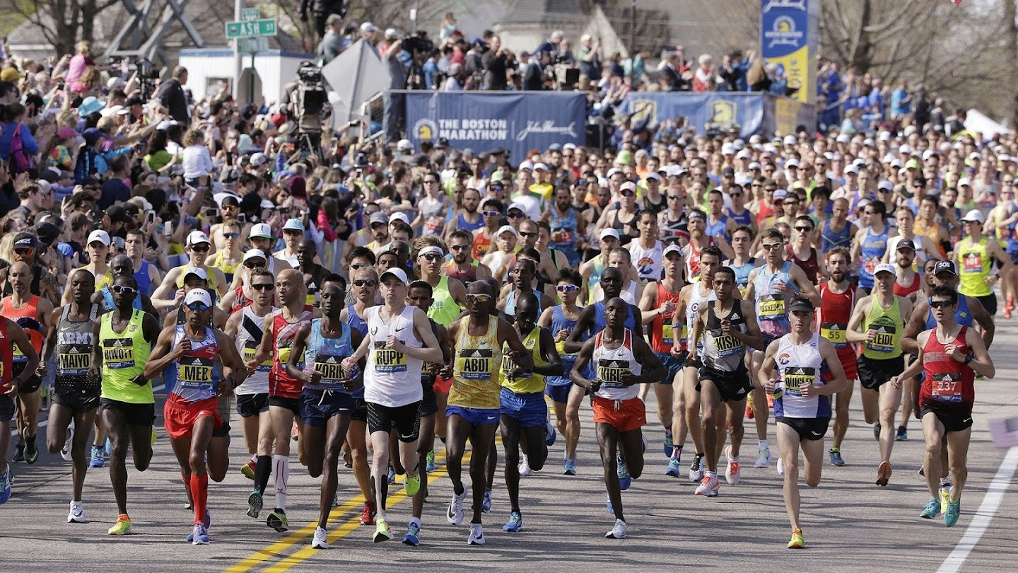 Watch Boston Marathon Preview Show live