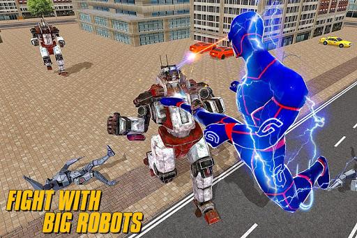 Grand Light Speed Robot Hero City Rescue Mission 1.1 screenshots 7