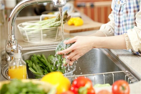 Sử dụng nguồn nước sạch