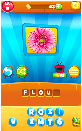 Word Snap - Fun Words Guessing Pic Brain Games 1.0 screenshots 2
