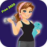 Female Fitness - Workout - No Equipment Required