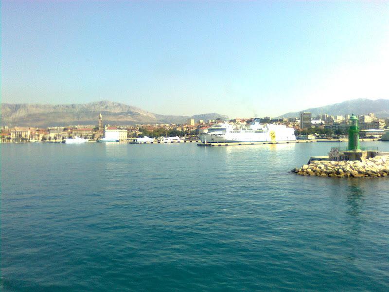 mare croato di Praz