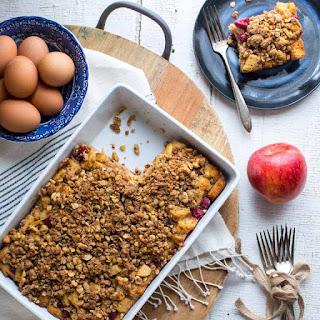 Apple Egg Breakfast Casserole Recipes.