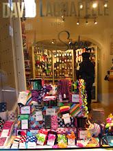 """Photo: """"Linksmų kojinių"""" parduotuvė :)"""
