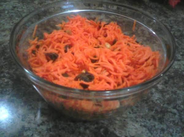 Carrot Salad Kids Like
